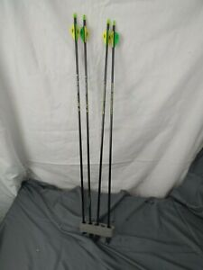 Lot of 4 Easton N-fused Carbon 400 Arrows