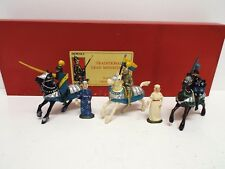 DORSET SOLDIERS 1300 THE JOUST SET BOXED (BS311)