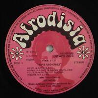 nigeria afro funk disco boogie LP JOE MOKS Boys and Girls ♫ Mp3 OG Afrodisia