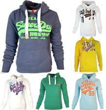 Superdry Damen Hoodie Kapuzenpullover ORIGINAL & VINTAGE  Sweatshirt