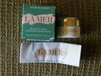 La Mer The Eye Balm Intense .1 oz/3 ml NIB   100% Authentic Fast Shipping