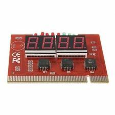 PC 4 cifre del codice diagnostico Analyzer madre Tester PCI Card CONSEGNA RAPIDA