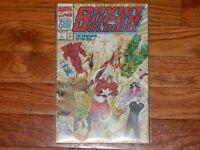 Soviet Super Soldiers #1 November 1992 Marvel Comic Book In Plastic