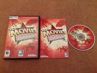THE MOVIES STUNTS & EFFECTS EXPANSION PACK PC DVD ROM GAME WITH MANUAL VGC