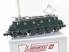"""LEMACO SPUR N No.023/1 E-LOK Ae 3/6 """"10696""""  GRÜN der SBB  LK19"""