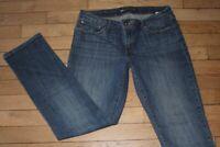 LEVIS 570 Jeans pour Femme W 29 - L 30 Taille Fr 38 Moderne rise (Réf #J183)