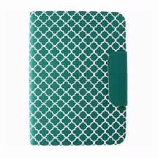 PureGear Universal Tablet Folio for 10 Devices and Card Holder - Green / White