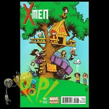 X-MEN #1 Skottie YOUNG Baby VARIANT Marvel Comics NM!