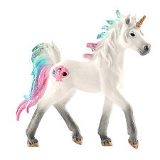Schleich Bayala Sea Unicorn Foal 70572 NEW