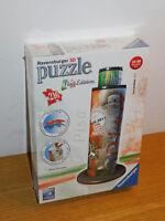 PUZZLE 3D RAVENSBURGER 216 Pièces Tour de Pise PISA TOWER Turm TORRE DI ITALIA