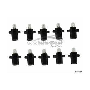 New Flosser Instrument Panel Light Bulb Pack 419102 431919040