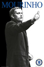 Classic Chelsea FC JOSE MOURINHO THUMB'S UP (The Boss) Soccer Manager POSTER