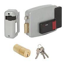 Serrure Électrique CISA 11611.70 S 70 Mm. À appliquer Porte bois