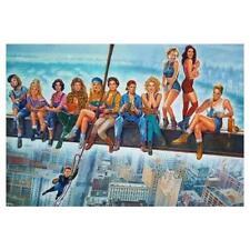 Stars on Top 2 by Serdar Hizli 36x24 Art Print Poster Hollywood Steel Beam