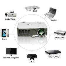 EUG 760 LED Multimedia Hd Android Cinema Projector 1080p Wireless home theater