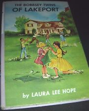 The Bobbsey Twins Of Lakeport By Laura Lee Hope 1961 Hardcover