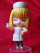 "NEW! Death Note Nurse MISA ORIGINAL NENDOROID PUCHI Figure / SOLID PVC 2.8"" 7cm"