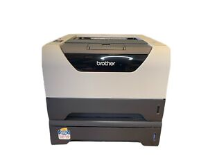 Brother HL-5370DW High-Speed Laser Printer Wireless &2nd Paper Tray!! Tested!!!