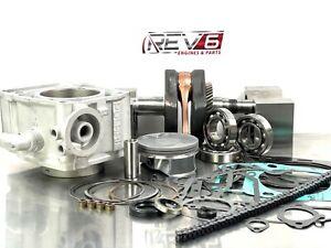1996-2013 Sportsman 500 Polaris Complete Motor Engine Rebuild Kit