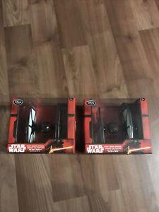 star wars tie fighter Metallmodell Disney Store