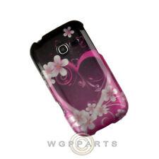 Samsung R480 Freeform 5 Shield Purple Love Case Cover Shell Protector Guard