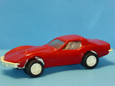 60er Jahre Tonka Toys Corvette Stingray  ,rot  (OR37