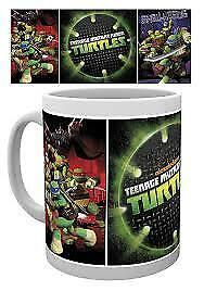 Official Licensed Teenage Mutant Ninja Mutant Turtles  Gift Boxed  Mug MG0111