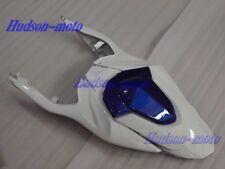 White Seat Cover Cowl Cap For Suzuki 2009 2010-2014 GSXR1000 GSX-R1000 GSX-R K9
