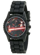 Star Wars Kids Watch Stormtrooper Kylo Ren Analog Quartz Wrist Childrens Fashion
