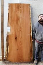 DIY Natural Wood Slab Dining Table Live Edge Wooden Kitchen Tabletop Oak 6213a3