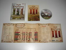 AGE OF EMPIRES III Apple MAC DVD Rom Macintosh AOE 3 - FAST SECURE POST