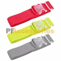 "1/2/4 Pack 72"" inch Adjustable Travel Suitcase Baggage Luggage Strap Color Belt"