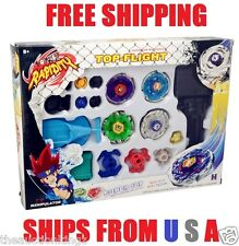 Beyblade Metal Fusion Masters Fight  Launcher Rare Toy Ships From USA !