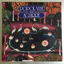 "Popol Vuh – Music From The Film ""Aguirre"" vinyl LP France 1976 Very good!"