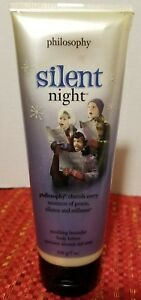 Philosophy Silent Night Soothing lavender Body Lotion 7 oz New sealed