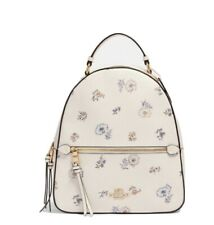 NWT COACH Jordyn Large Backpack Chalk Dandelion Floral Print SEALED PACKAGE