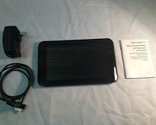 "Dell Streak 7 Android Honeycomb Tablet 7"" 1Ghz 16GB Manual No Power Parts/Repair"