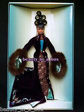 """Plum Royale Runway Series Byron Lars Barbie Doll AA African American PG """""""