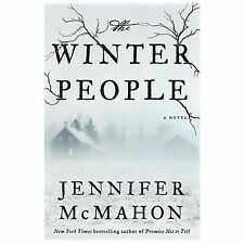 The Winter People by Jennifer McMahon (2014, Hardcover) First Edition
