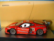 FERRARI F430 GT2 #87 MULLEN NIARCOS KIRKALDY 24H LE MANS 2007 TEAM SCUDERIA ECOS
