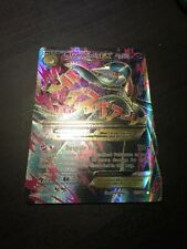POKEMON Mega M Gardevoir EX 112/114 - XY Steam Siege - Ultra Rare Full Art Holo