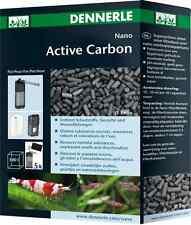 Dennerle Nano activecarbon carbón activado para pequeños filtros internos