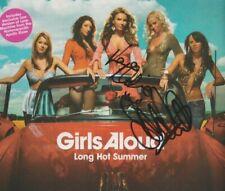 More details for sarah harding / nadine coyle   **hand signed**   girls aloud cd  -  autographed