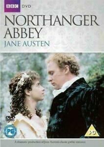 NORTHANGER ABBEY Jane Austen (Region 4) DVD Peter Firth