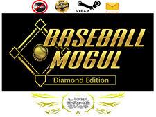 Baseball Mogul Diamond PC Digital STEAM KEY - Region Free