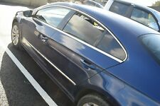 2009 VW PASSAT CC PASSENGERS SIDE LEFT REAR DOOR - SHADOW BLUE (LD5Q)