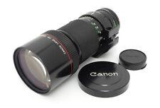 Canon FD 300mm F4 L Lens