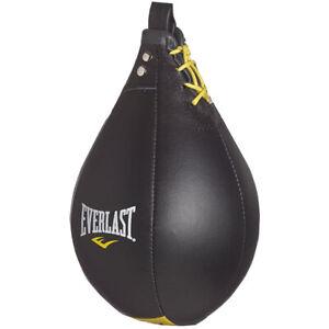 Everlast Boxing Elite Leather Speed Bag