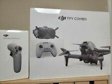 DJI FPV Combo plus Motion Controller also  plus  Accessories!