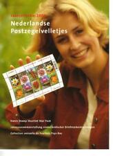 Nederland PTT jaarcollectie 2002 velletjes  -ZEER SCHAARS cataloguswaarde € 350